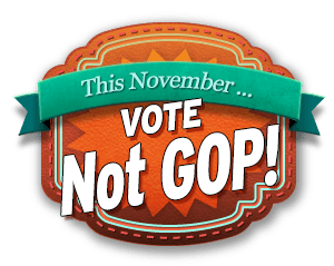 Vote Not GOP! Contest