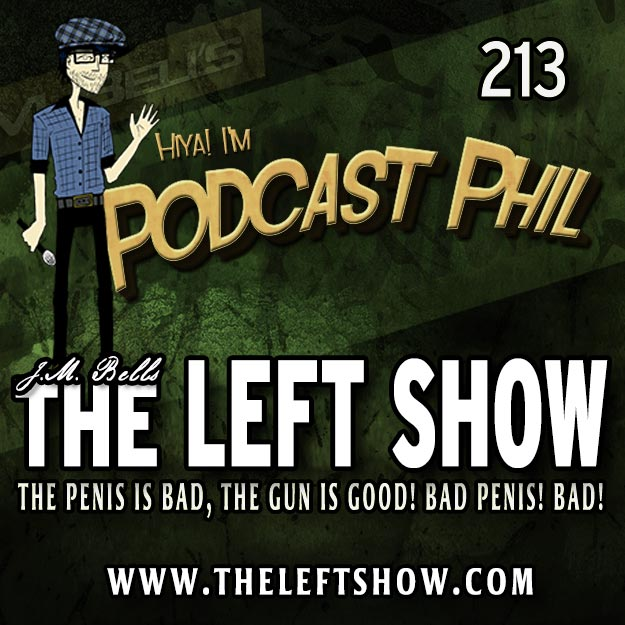 213 The LEFT Show – Mr. In-Between