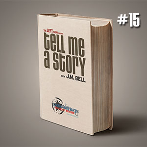 #15 Tell Me A Story – Aaron Burton