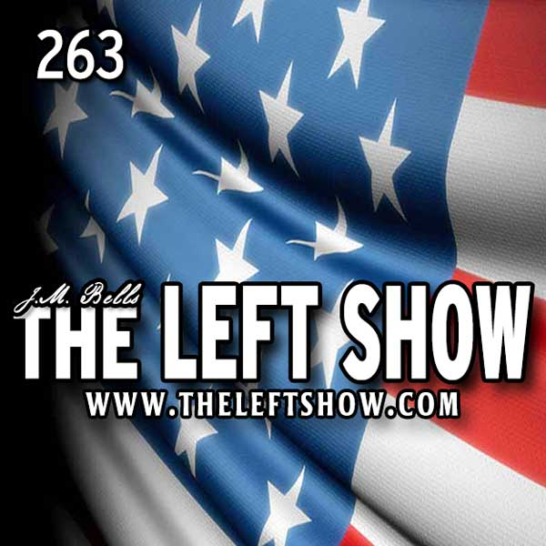 263 The LEFT Show – Anger and Ouch
