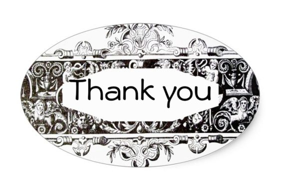 vintage_black_and_white_thank_you_oval_sticker-r9beee662d5d6439da72b0e7c7ae0a555_v9wz7_8byvr_1024