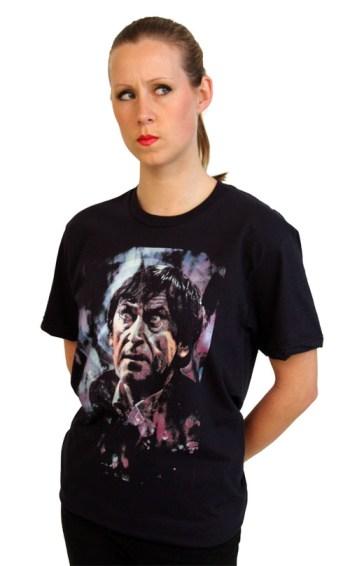 2ndDoctor-T-shirt