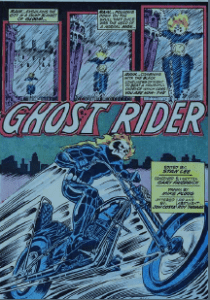 Ghost Rider Image From Opinion