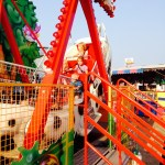 County fair midway