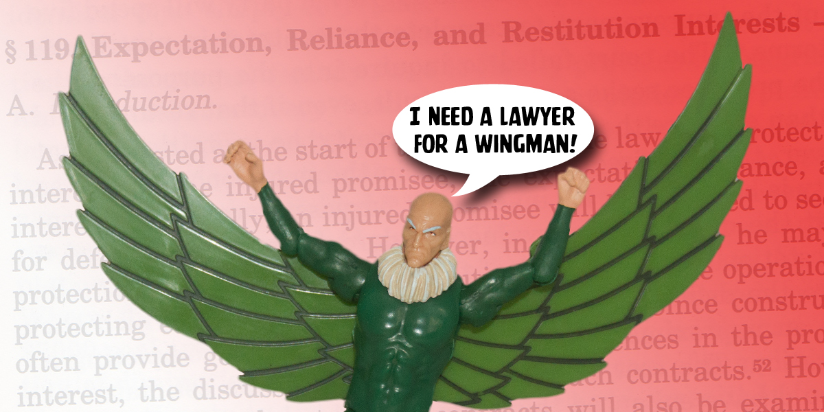 The Vulture Should Have Sued For Breach Of Contract | The Legal Geeks