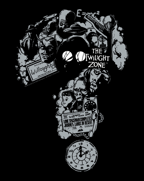 The Twilight Zone!