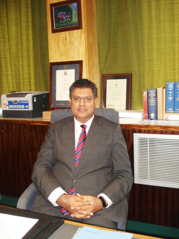 Judge Tanweer Ikram was called to the English Bar in 1990 (also admitted as a Solicitor of the Senior Courts in 1993) and was appointed to the Bench in 2009. He sits on criminal cases in the Magistrates' and Youth Courts and is also authorized to hear family law cases in the Family Proceedings Court. He is a Visiting Fellow in Youth Justice at London South Bank University and is Memeber of the Law School Advisory Board of the University of West London of which he also holds an honorary doctorate in law (LLD).