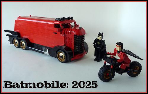 Batmobile 2025