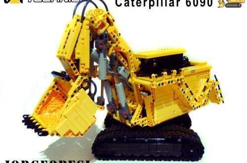 Lego Caterpillar