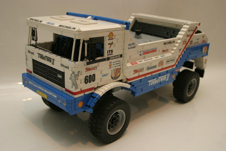 Daf Racing Truck