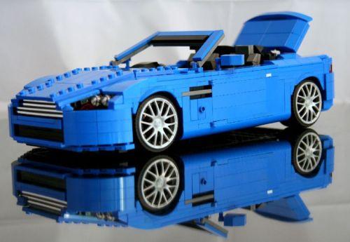 Lego Supercar, V8 Vantage