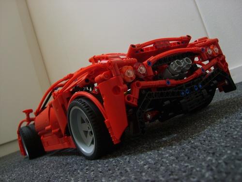 Technic Supercar