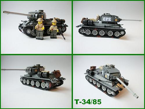 T-34/85 Tank