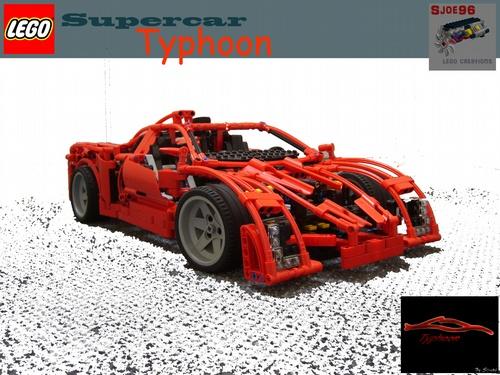 Technic Supercar Typhoon