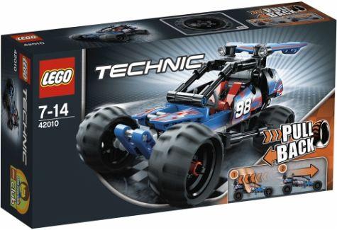 Lego 42010, New 2013