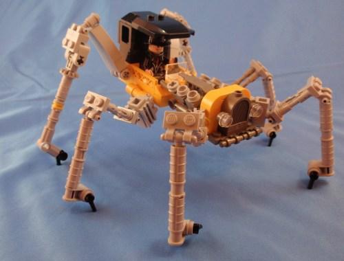 Lego Model T Spider