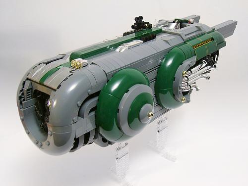 Lego Machine No.1