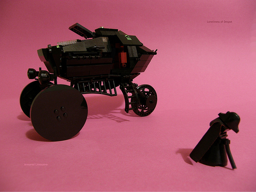 Lego Loneliness