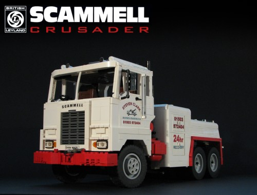 Scammell Crusader
