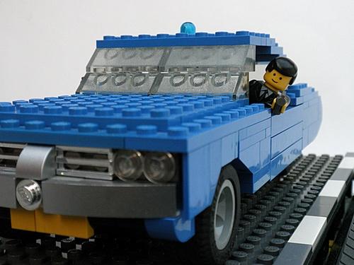 Lego Car Chase