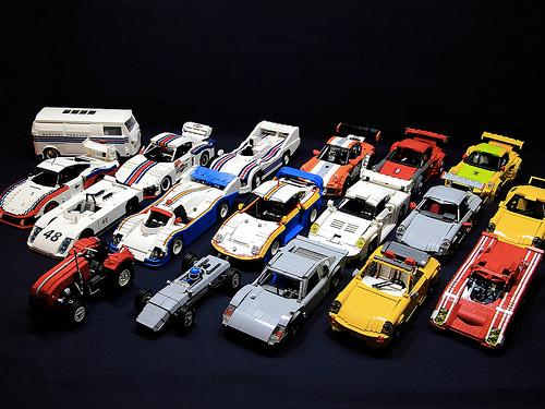 Porsche Car Park