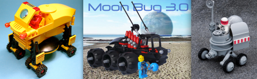 Lego Space Rovers