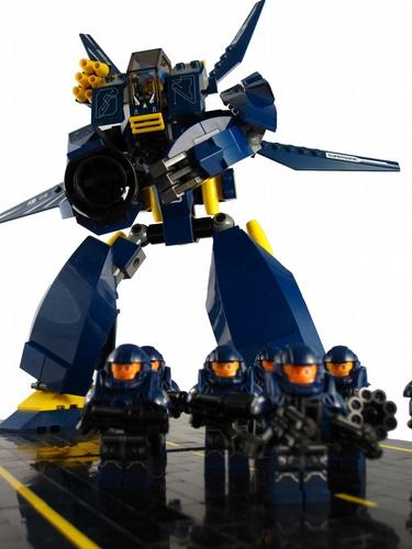 Lego Galaxy Patrol