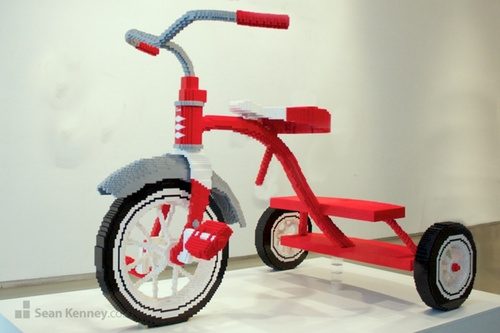 Lego Tricycle