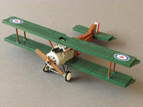 Lego Sopwith Camel