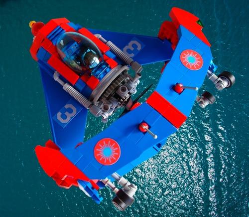 Lego VTOL