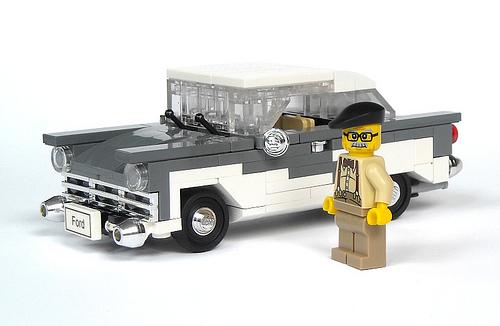 Lego Ford Taunus