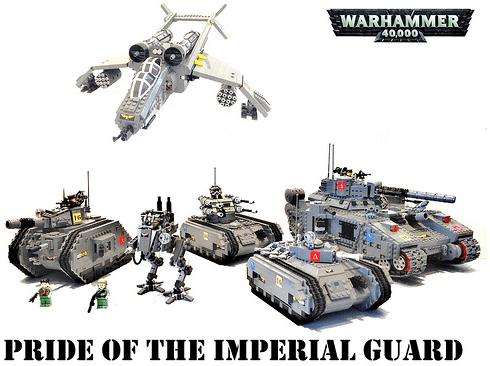 Lego Warhammer 40,000