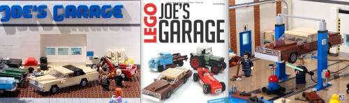 Joe's Garage Lego