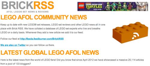 Brick RSS