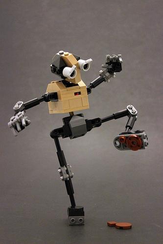 Lego Crappy Day