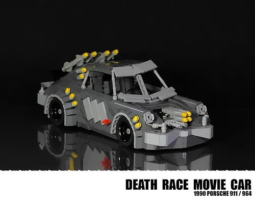 Lego Death Race Car