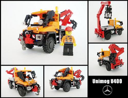 Lego Unimog