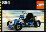 Lego technic 854 Review