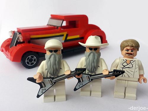 Lego ZZ Top Eliminator