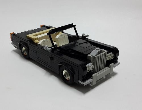 Lego Rolls Royce