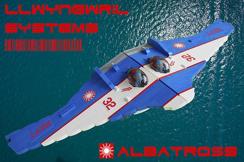 Lego Albatross