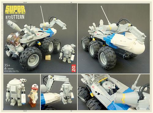 Lego Maktober 6x6