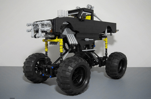 Lego Monster truck 4x4