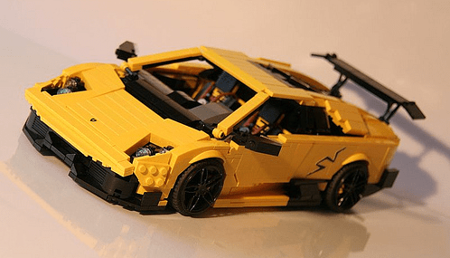 Lego Lamborghini Murcielago