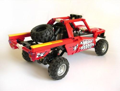 Technic Trophy Truck