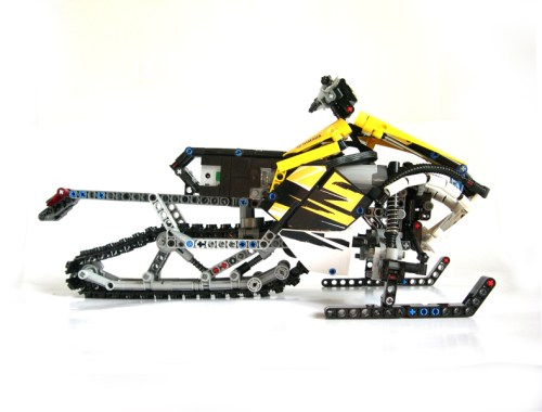 Technic Snowmobile