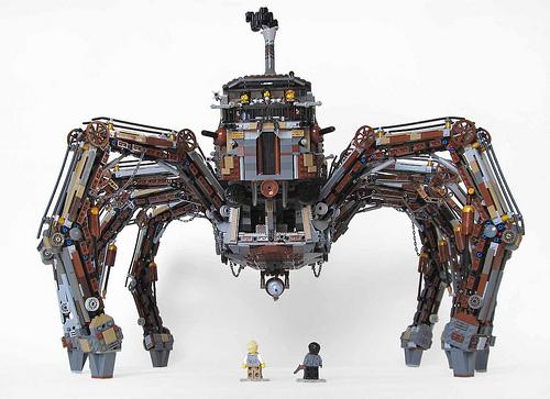 Wild Wild West Robot