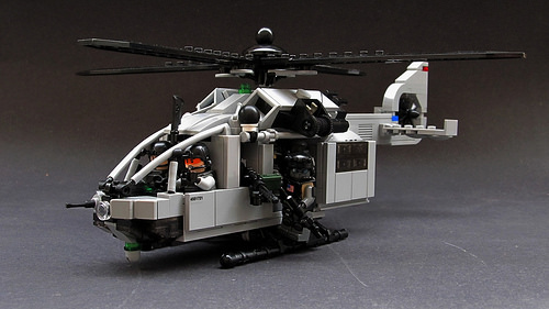 Lego UH-73 Dakota