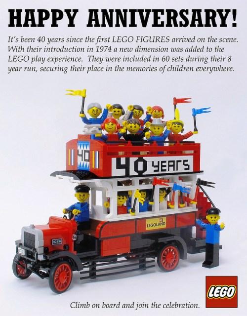 Lego Maxi-Fig Bus