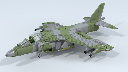 Harrier LDD